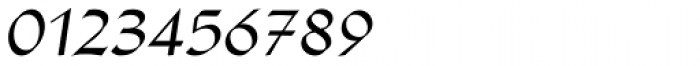 Wilke Kursiv Swash Font OTHER CHARS