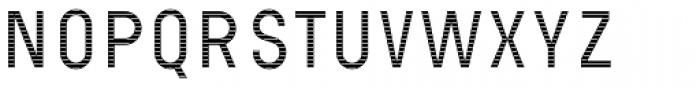 Wilma Interior B Font UPPERCASE