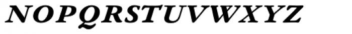 Winchester New Bold Italic SC Font LOWERCASE