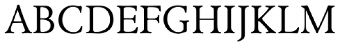 Winchester New Book Font UPPERCASE