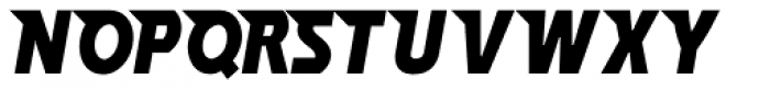 Windpower Font UPPERCASE