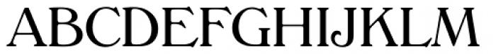 Windsor Com Light Font UPPERCASE