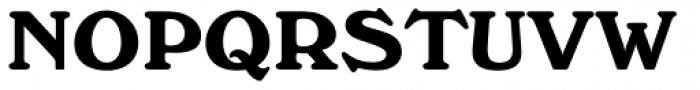 Windsor Font UPPERCASE