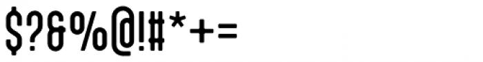 Windtalker Sans Font OTHER CHARS