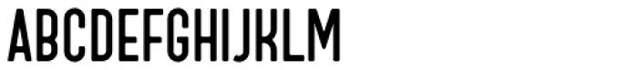 Windtalker Sans Font UPPERCASE