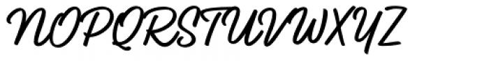 Windtalker Font UPPERCASE