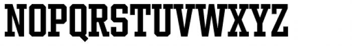 Winner Condensed Medium Font UPPERCASE