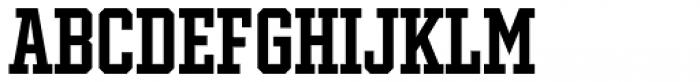 Winner Condensed Medium Font LOWERCASE