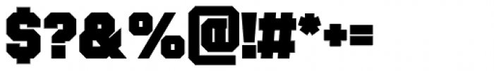 Winner Narrow Black Font OTHER CHARS