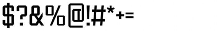 Winner Narrow Regular Font OTHER CHARS