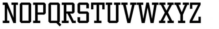 Winner Narrow Regular Font UPPERCASE
