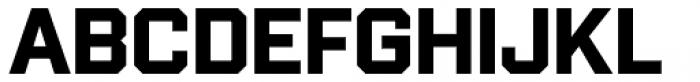 Winner Sans Bold Font LOWERCASE