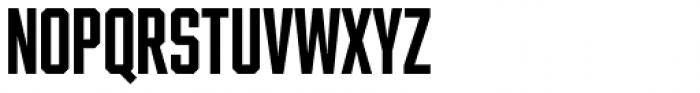 Winner Sans Compressed Medium Font UPPERCASE