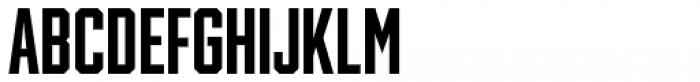 Winner Sans Compressed Medium Font LOWERCASE