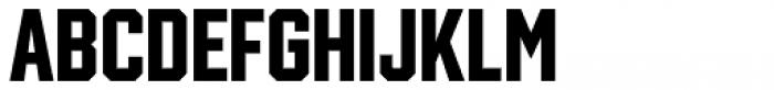 Winner Sans Condensed Bold Font LOWERCASE