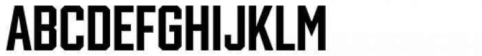 Winner Sans Condensed Medium Font LOWERCASE