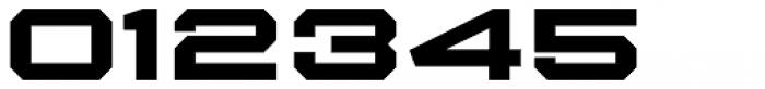 Winner Sans Extended Bold Font OTHER CHARS