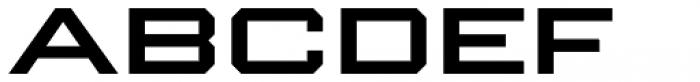 Winner Sans Extended Medium Font UPPERCASE