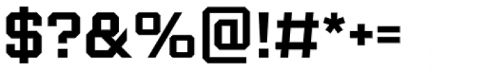 Winner Sans Medium Font OTHER CHARS