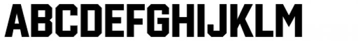 Winner Sans Narrow Bold Font LOWERCASE