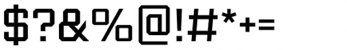 Winner Sans Regular Font OTHER CHARS