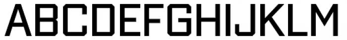 Winner Sans Regular Font UPPERCASE
