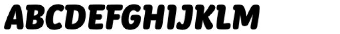 Winnie The Hoop Italic Font UPPERCASE