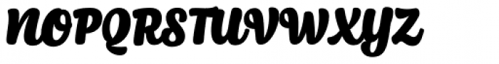 Winnie The Hoop Script Font UPPERCASE