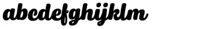 Winnie The Hoop Script Font LOWERCASE