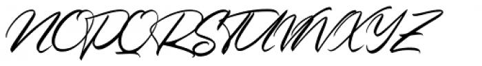 Winsberg Regular Font UPPERCASE