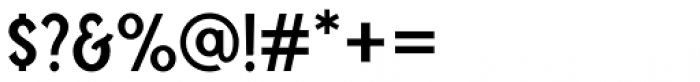 Winston Sans Font OTHER CHARS