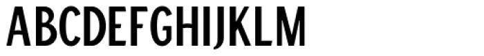 Winston Sans Font UPPERCASE
