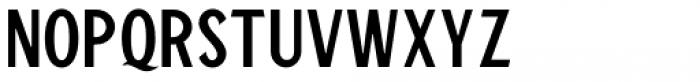 Winston Sans Font LOWERCASE