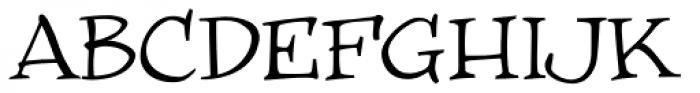 WinstonNero Font UPPERCASE