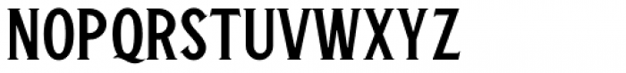 Winston Font LOWERCASE