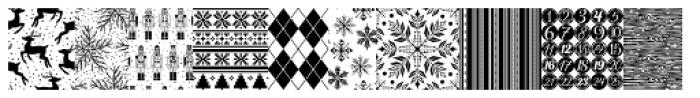 Winter Wallflowers Font LOWERCASE