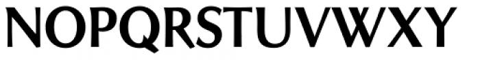 Winterfell Medium Font UPPERCASE