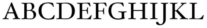 Winthorpe Regular Font UPPERCASE