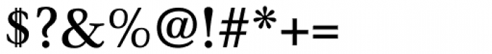 Winthorpe SemiBold Font OTHER CHARS