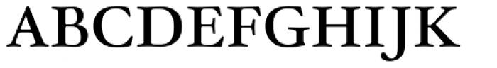 Winthorpe SemiBold Font UPPERCASE