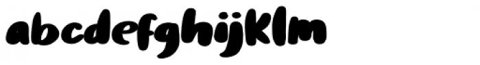 Winttra Wonsy Bold Font LOWERCASE