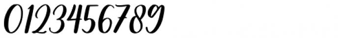 Wishper Script Regular Font OTHER CHARS