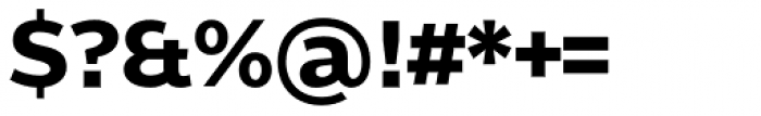 Without Alt Sans Bold Font OTHER CHARS