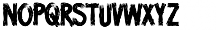 Wizard Nip Font UPPERCASE