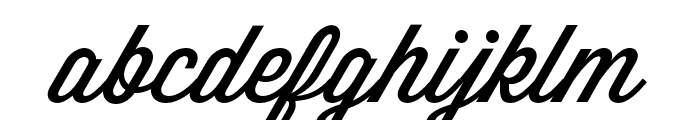 Wisdom-Script Font LOWERCASE