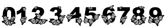 WL Royal Flutter Bold Font OTHER CHARS