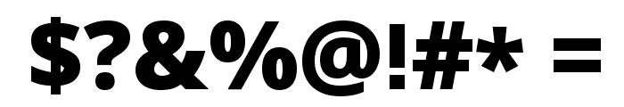 WLM Black Font OTHER CHARS