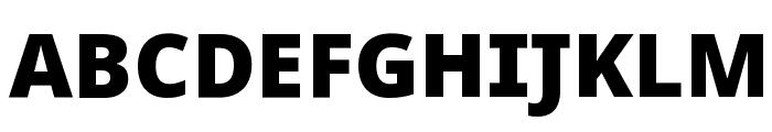 WLM Black Font LOWERCASE