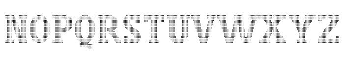 WLM Cloudly 3 Regular Font UPPERCASE