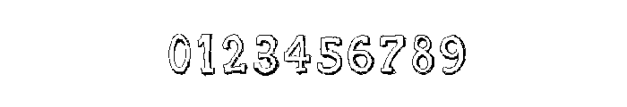 WLM Sketch Cool Regular Font OTHER CHARS